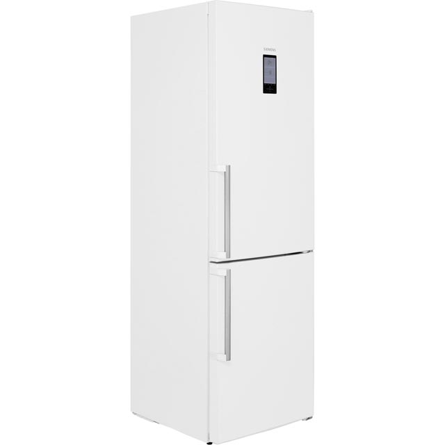 Siemens IQ-500 60/40 Frost Free Fridge Freezer - White - A++ Rated