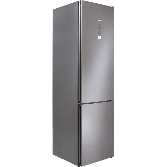 Siemens IQ-300 KG36NXX3AG 60/40 Frost Free Fridge Freezer - Black Steel - A++ Rated Best Price, Cheapest Prices