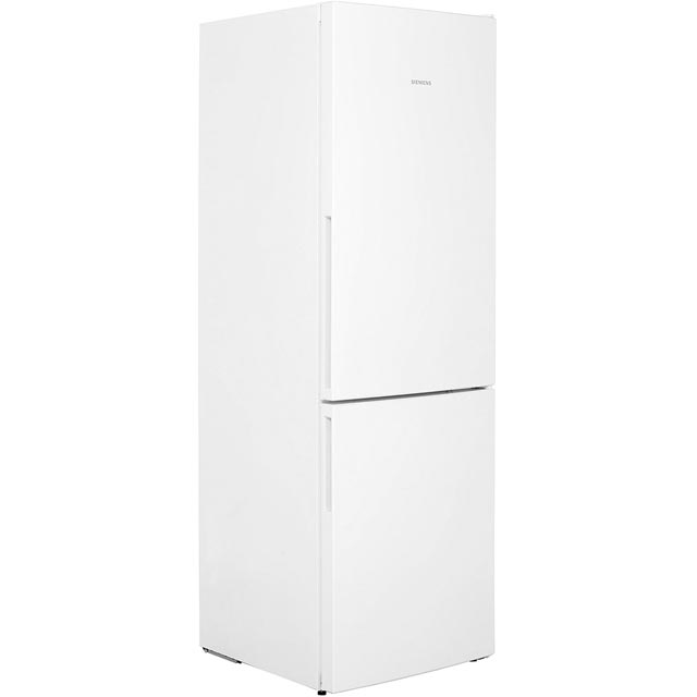 Siemens IQ-300 60/40 Fridge Freezer - White - A++ Rated