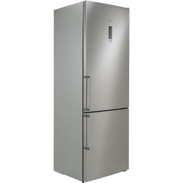 Siemens IQ-300 KG49NXI30 60/40 Frost Free Fridge Freezer - Stainless Steel Effect - A++ Rated - KG49NXI30_SSL - 1