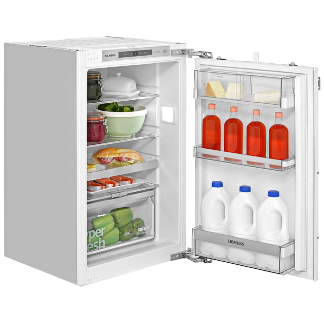 Siemens KI21RAF30G Built In Fridge - White - KI21RAF30G_WH - 1