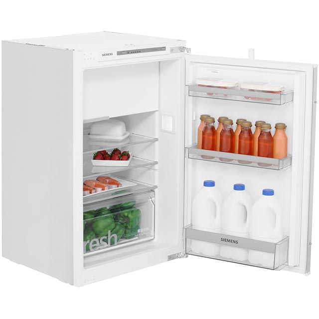 Siemens IQ-300 KI22LVS30G Integrated Upright Fridge with Ice Box - Sliding Door Fixing Kit - A++ Rated