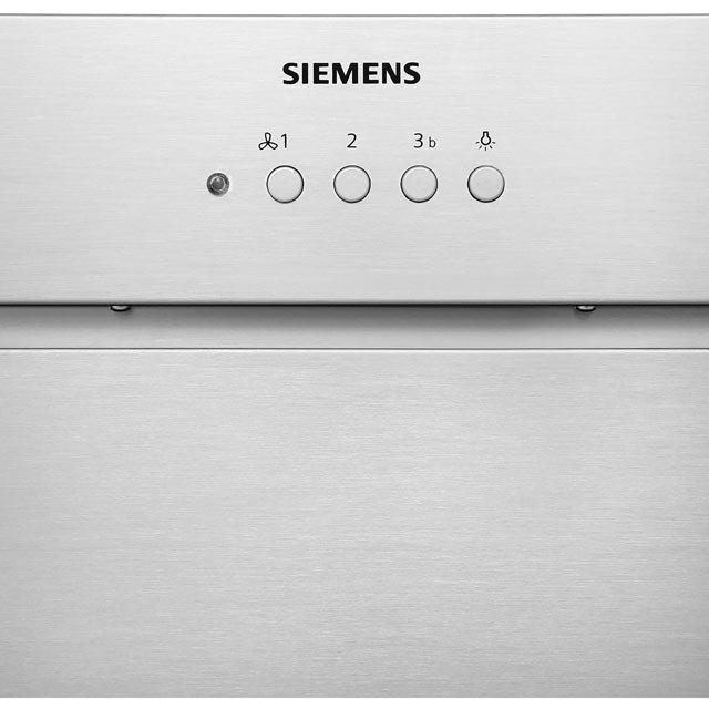 Siemens IQ-500 LB78574GB Built In Canopy Cooker Hood - Stainless Steel - LB78574GB_SS - 5