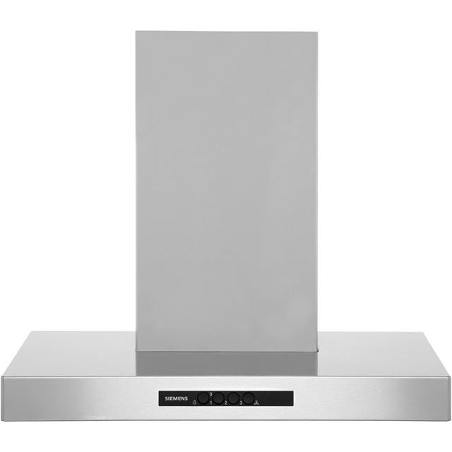 Siemens 60 cm Chimney Cooker Hood - Stainless Steel - D Rated
