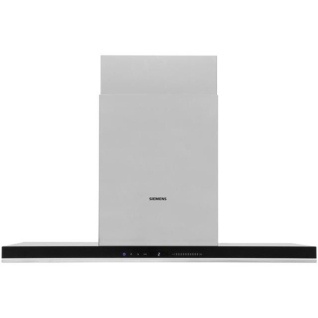 Siemens IQ-700 90 cm Island Cooker Hood - Stainless Steel - A Rated