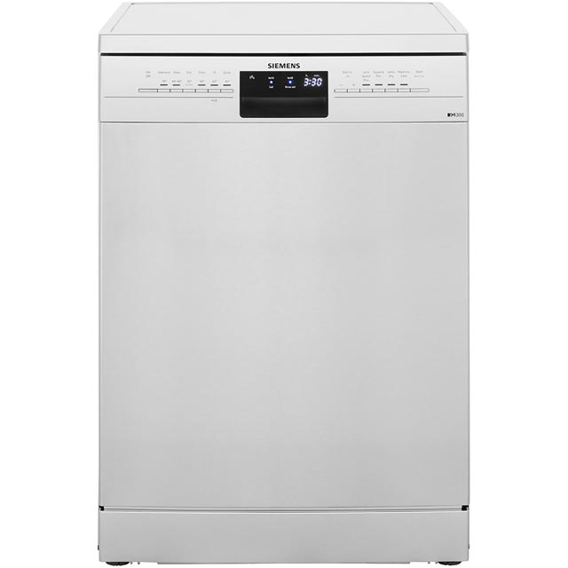 Siemens IQ-300 SN236I01MG Standard Dishwasher - Stainless Steel Best Price, Cheapest Prices