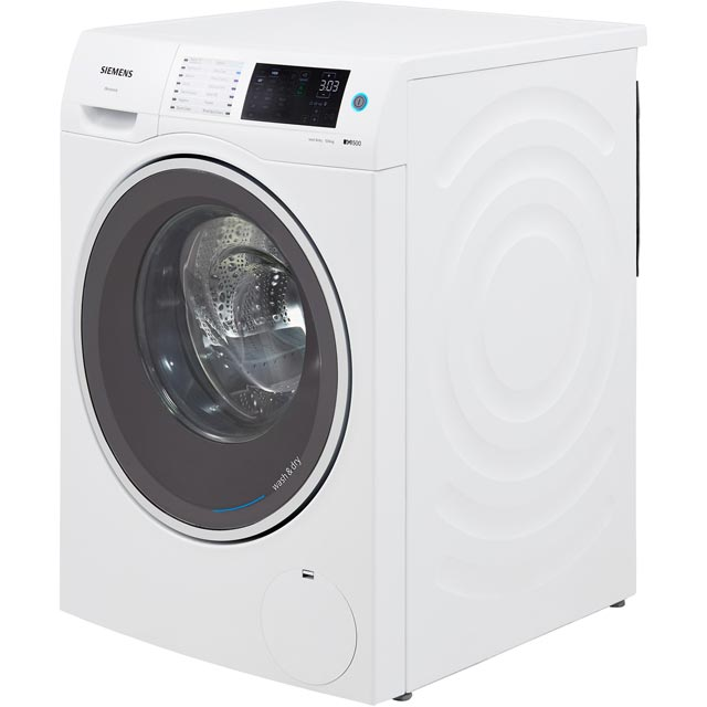 Siemens IQ-500 WD14U520GB Washer Dryer - White - WD14U520GB_WH - 5