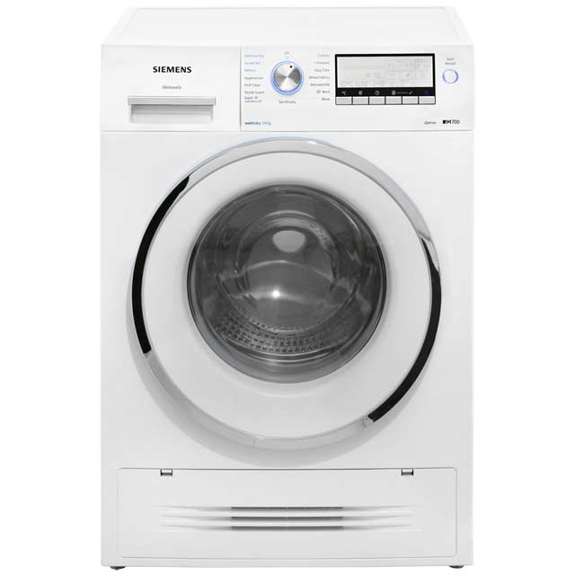 siemens iq 700 wd15h520gb free standing washer dryer in. Black Bedroom Furniture Sets. Home Design Ideas