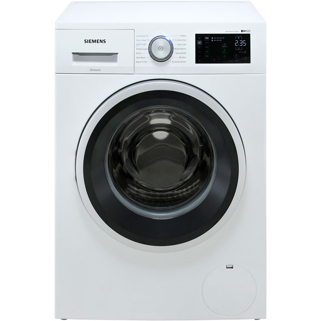 Siemens IQ-500 WM14T790GB 9Kg Washing Machine - White - WM14T790GB_WH - 1