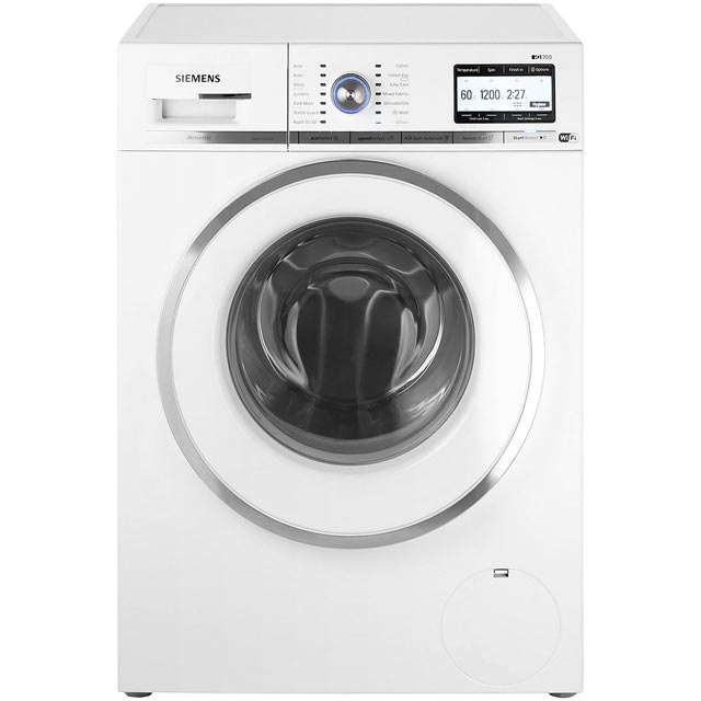 siemens iq 700 wmh4y790gb 9kg washing machine with 1400. Black Bedroom Furniture Sets. Home Design Ideas