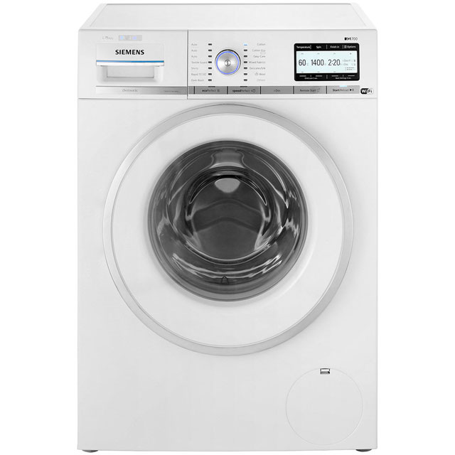 siemens iq 700 wmh4y890gb free standing washing machine in. Black Bedroom Furniture Sets. Home Design Ideas