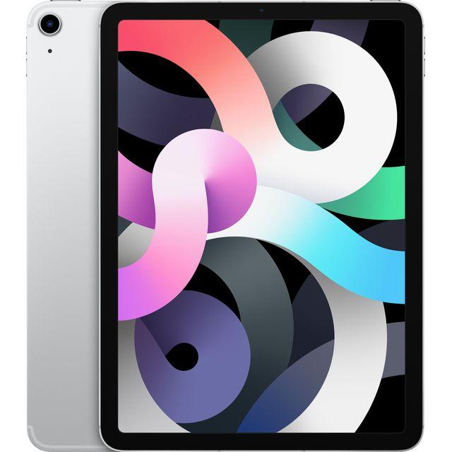 """Apple iPad Air 10.9"""" 256GB WiFi & Cellular [4th Generation] - Silver"""