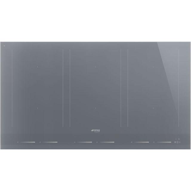 Smeg SIM1963DS 90cm Induction Hob – Silver