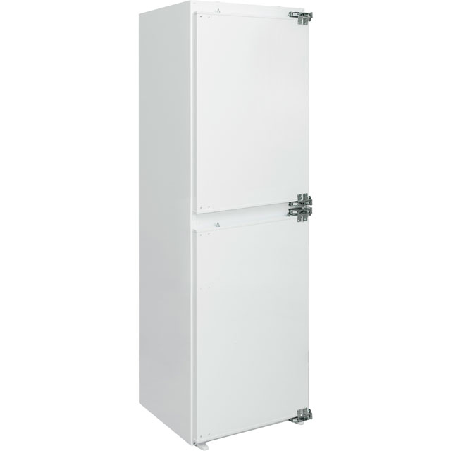 Sharp SJ-B1227M00X-EN Integrated 50/50 Frost Free Fridge Freezer with Fixed Door Fixing Kit - White - A+ Rated