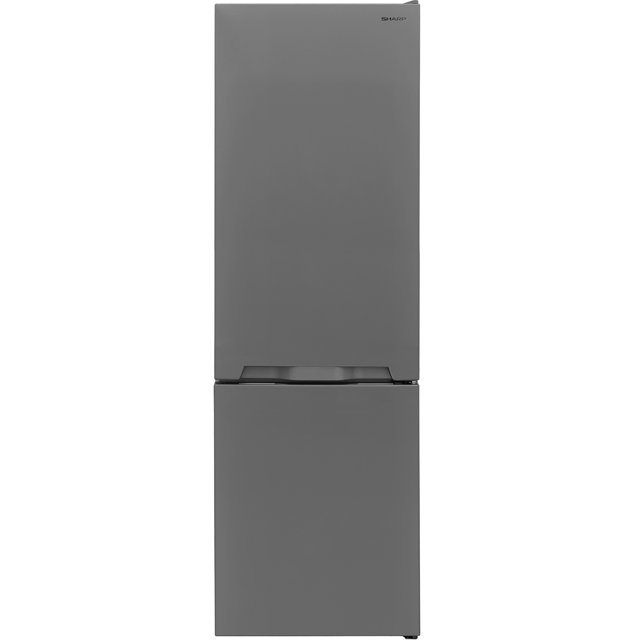 Sharp SJ-BB04DTXS1-EN 60/40 Frost Free Fridge Freezer - Stainless Steel - A+ Rated - SJ-BB04DTXS1-EN_SS - 1