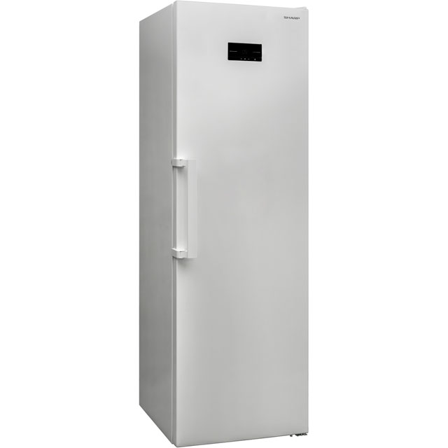 Sharp SJ-LC31CHXW1-EN Fridge - White - A+ Rated - SJ-LC31CHXW1-EN_WH - 1