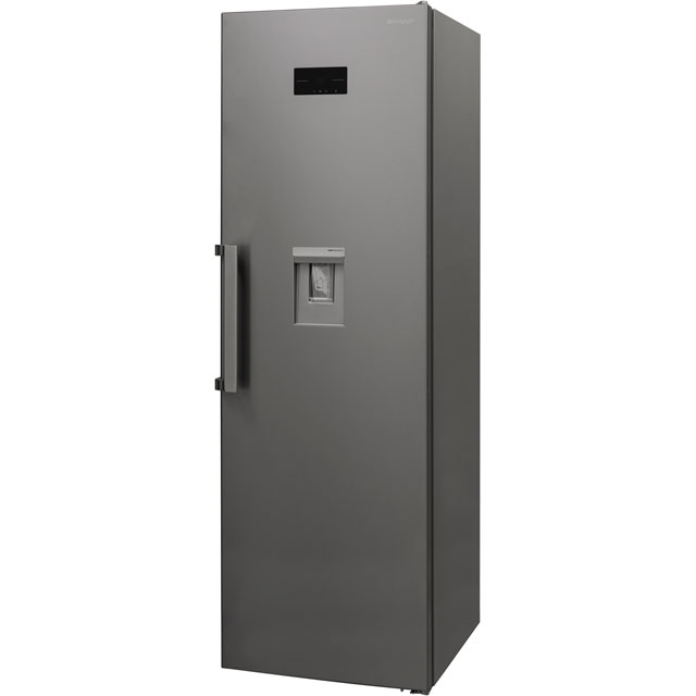 Sharp SJ-LC41CHDI2-EN Fridge - Stainless Steel Effect - A++ Rated