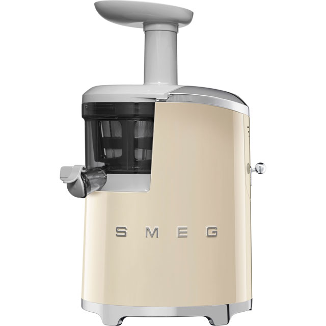 Smeg 50's Retro SJF01CRUK Juicer - Cream - SJF01CRUK_CR - 1