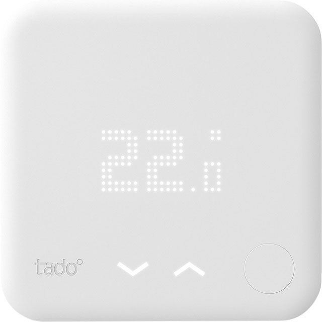tado Smart Thermostat - Starter Kit (v3) - DIY Install - White