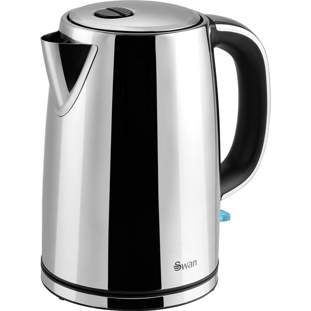 Swan Classic Kettle - Polished Stainless Steel