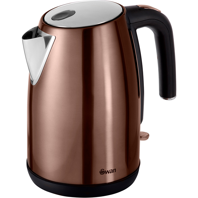Swan Kettle - Copper