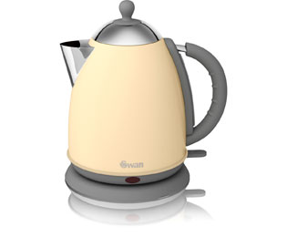 Product image for Swan SK261050CN Kettle - Cream
