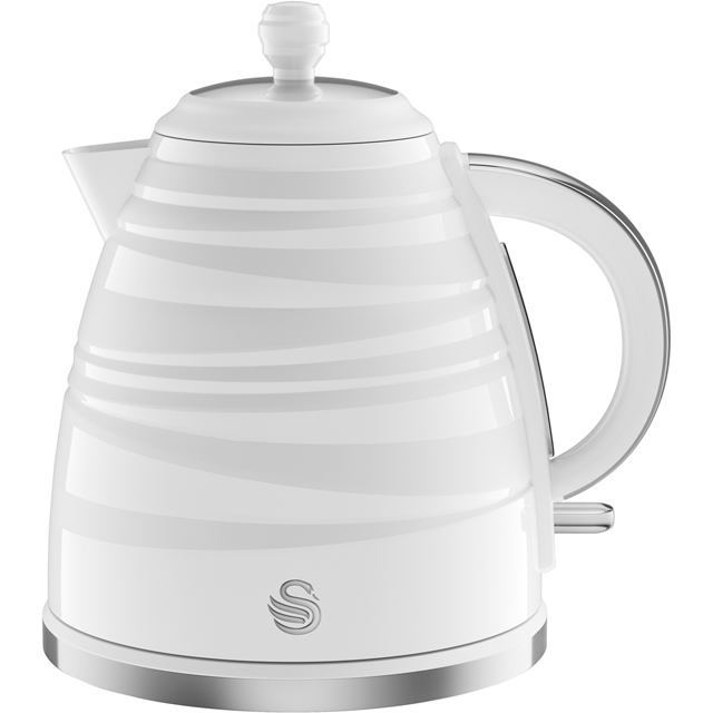 Swan Symphony SK31050WN Kettle - White - SK31050WN_WH - 1