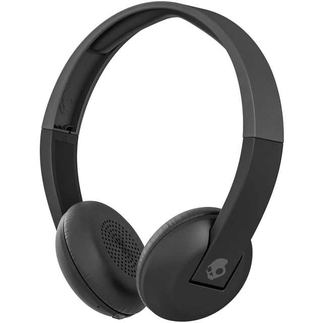 Skullcandy Uproar On-ear Wireless Headphones - Black - Uproar_BK - 1