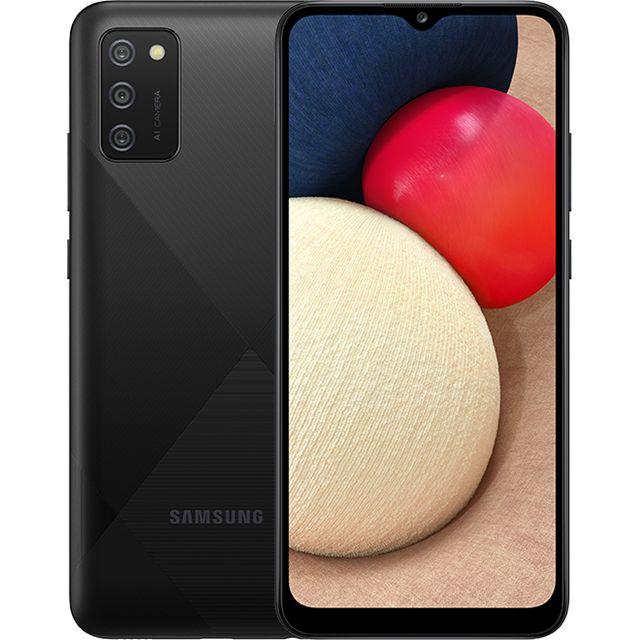 Samsung Galaxy A02s 32GB in Black
