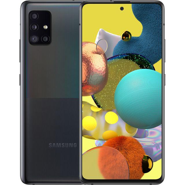Samsung Samsung A51 Smartphone in Black