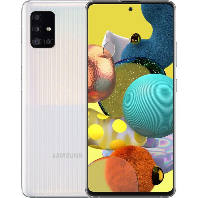 Samsung Samsung A51 Smartphone in White