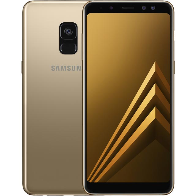 Samsung Samsung A8 32GB Smartphone in Gold