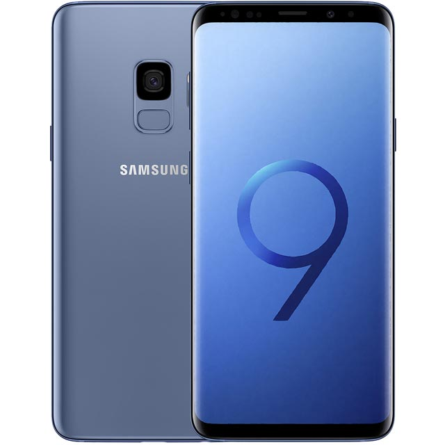 Samsung Galaxy S9 64GB Smartphone in Blue