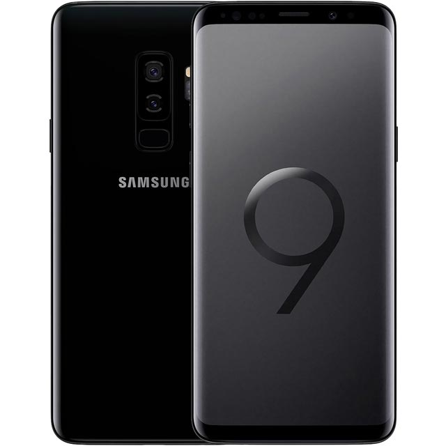 Samsung Galaxy S9+ 128GB Smartphone in Black