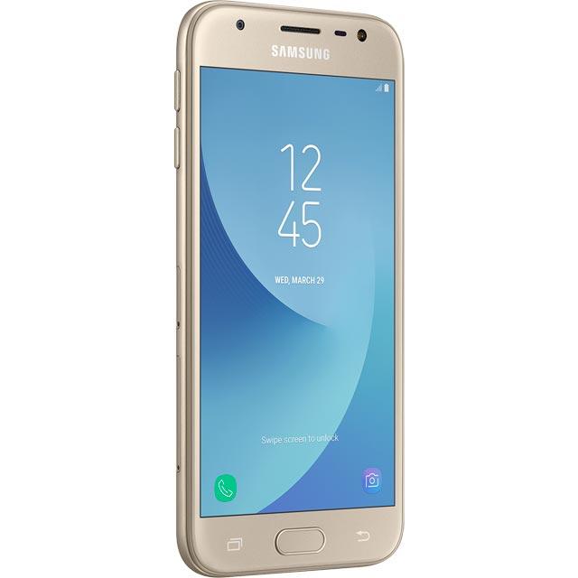 Samsung Mobile SM-J330FZDNBTU Mobile Phone in Gold