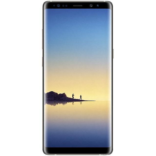 Samsung Mobile SM-N950FZDABTU Mobile Phone in Gold