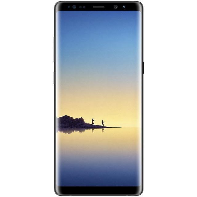 Samsung Mobile SM-N950FZKABYU Mobile Phone in Black