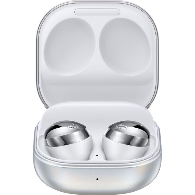 Samsung Galaxy Buds Pro In-Ear Water Resistant Wireless Bluetooth Headphones - Phantom Silver