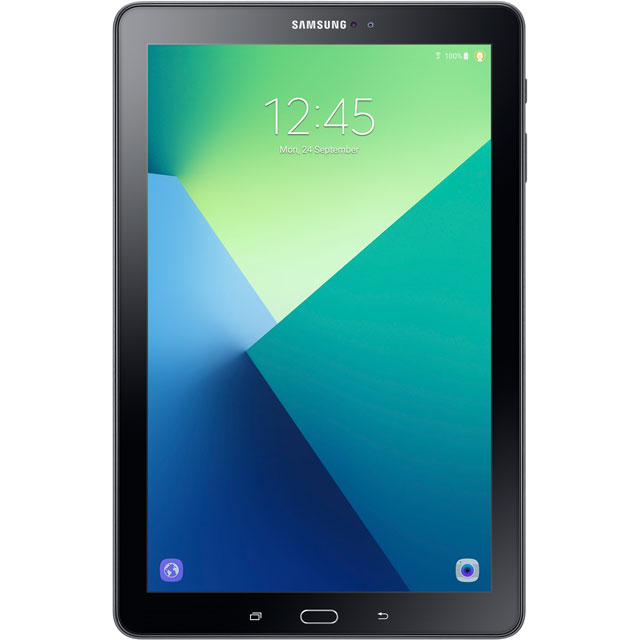 "Samsung Galaxy Tab A 10.1"" WXGA 32GB Wifi Tablet [2016] - Black"
