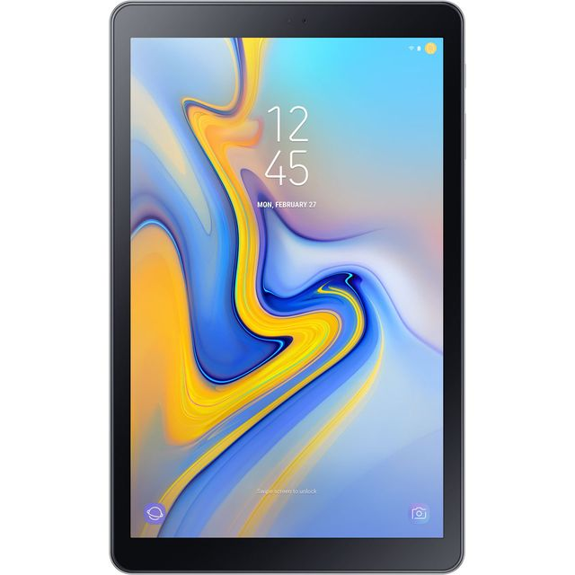 "Samsung Galaxy Tab A 10.5"" 32GB WiFI Tablet [2018] - Grey - SM-T590NZAABTU - 1"