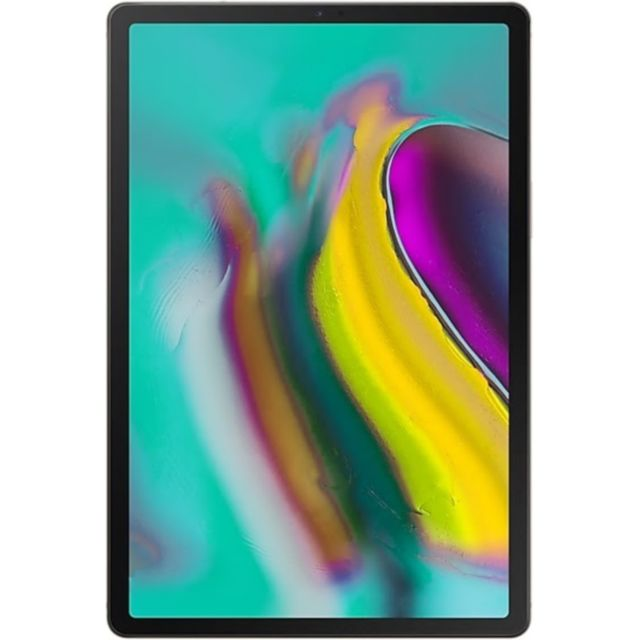 "Samsung Tab S5e 10.5"" 64GB WiFi Tablet [2019] - Gold - SM-T720NZDABTU - 1"