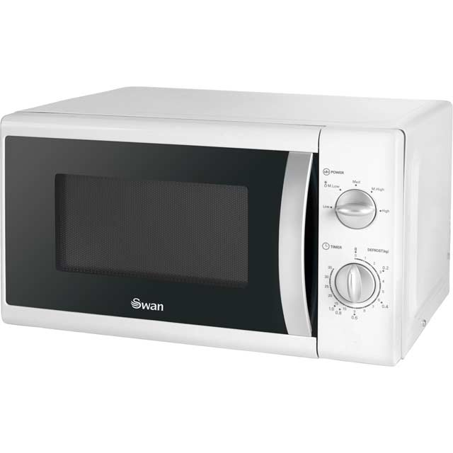 Swan SM40010N 20 Litre Microwave - White
