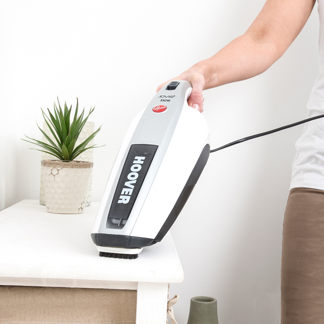 Hoover Jovis+ Sm550Ac Corded Handheld Vacuum Cleaner White