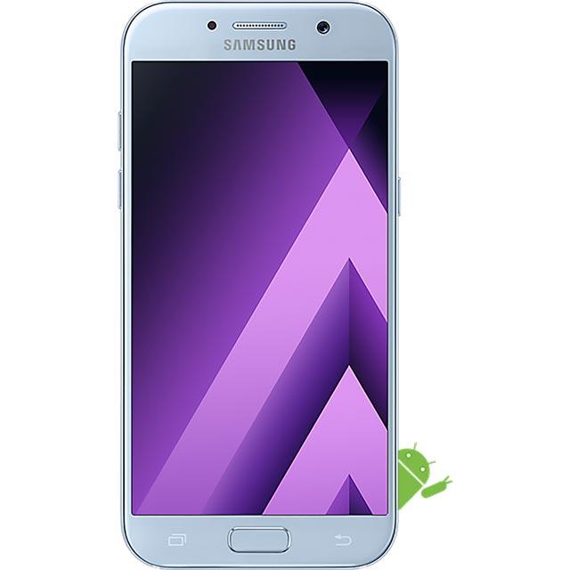 Samsung Mobile Galaxy A5 (2017) SM-A520FZBABTU Mobile Phone in Blue