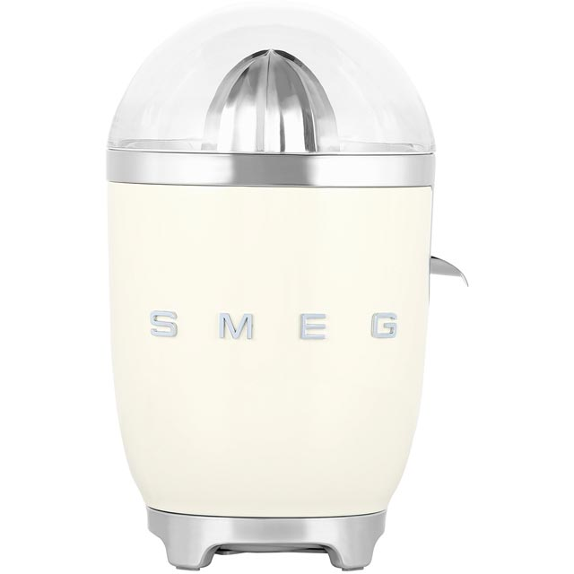 Smeg CJF01CRUK Juicer - Cream