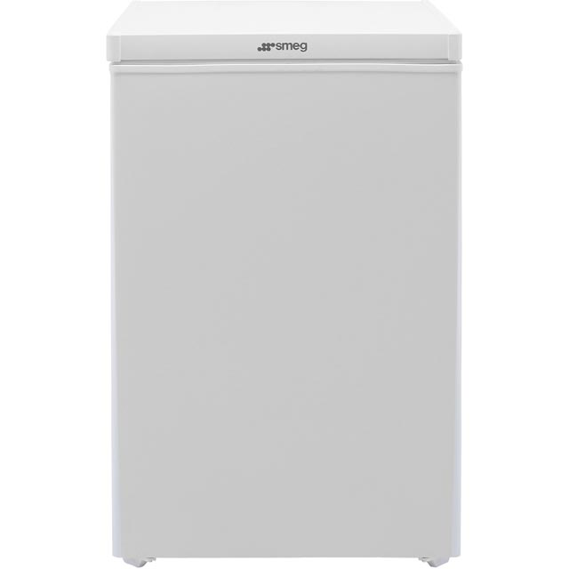 Smeg CO103 Chest Freezer - White - A+ Rated - CO103_WH - 1