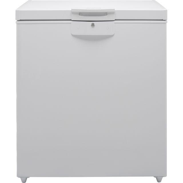 Smeg CO205F Chest Freezer - White - F Rated