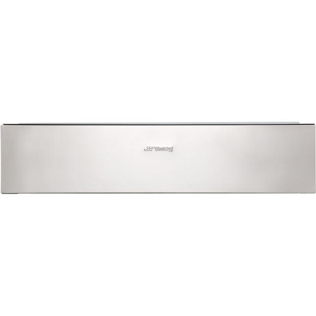 Smeg Cucina CTP15X Built In Warming Drawer - Stainless Steel