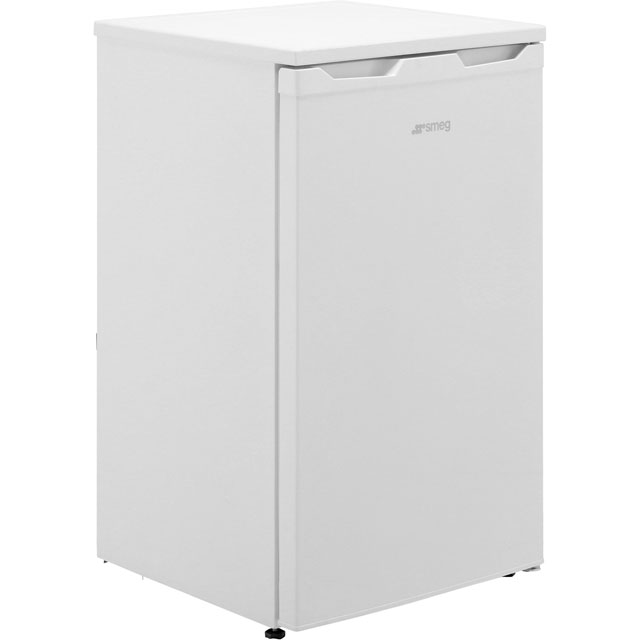 Smeg Under Counter Freezer - White - A+ Rated