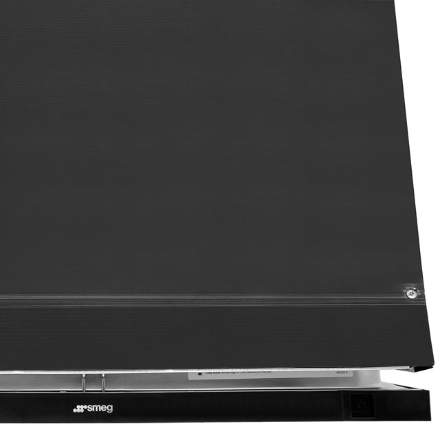 Smeg DI613AE Built In Standard Dishwasher - Black - DI613AE_BK - 4